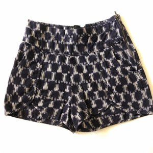 Staring At Stars for Urban Outfitters Blue Shorts